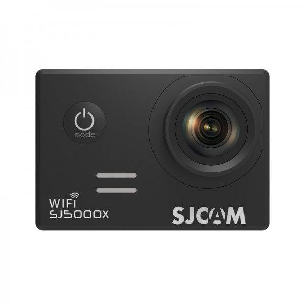 SJCAM SJ5000X WIFI Plus 4K Black Action Camera